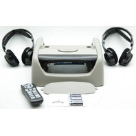 OEM Add-on Headphone Add-on Kit Console For DVD System 82210502