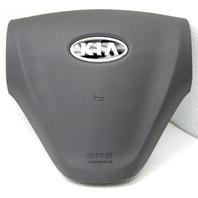 OEM Kia Rio Driver Air Bag Black Cover 569001G300GD