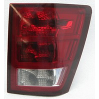 OEM Jeep Grand Cherokee Right Passenger Side Tail Lamp 55156614AF Lens Crack