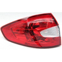 OEM Ford Fiesta Left Driver Side Tail Lamp BE8Z-13405-A