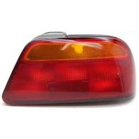 OEM Chrysler Sebring Right Passenger Side Tail Lamp Lens Crack
