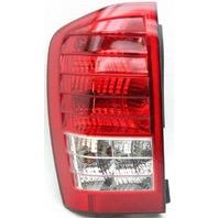 OEM Hyundai Entourage Left Driver Side Tail Lamp Lens Crack