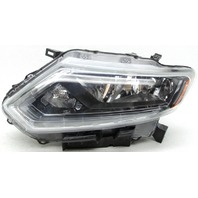 OEM Nissan Rogue Left Driver Side Headlamp Tab Missing 26060-4BA2A