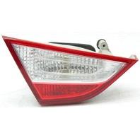 OEM Hyundai Sonata Left Driver Side  Tail Lamp Lens Cracks 924043Q000