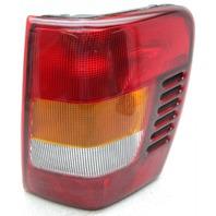 OEM Jeep Grand Cherokee Right Passenger Side Tail Lamp Lens Crack55155138AC