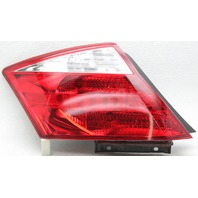 OEM Honda Accord Coupe Left Driver Side Halogen Tail Lamp 33550TE0A01