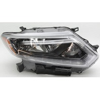 OEM Nissan Rogue Right Passenger Side Halogen Headlamp 26010-4BA2A Tab Gone