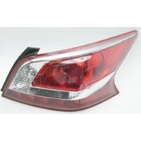 OEM Nissan Altima Sedan Right Passenger Side Halogen Tail Lamp 26550-3TA0B