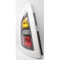 OEM Kia Soul Left Driver Side Halogen Tail Lamp 92410-2K000 White Trim