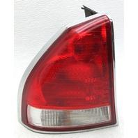 OEM Diamante Left Driver Side Halogen Tail Lamp MR972239 Chrome Trim Scratch