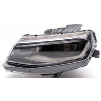 Non US-Market OEM Chevrolet Camaro Left Hand HID Headlamp Tab Missing