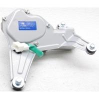 OEM Hyundai Santa Fe Wiper Motor Rear 98710-2B500