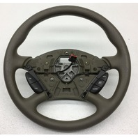 New Old Stock OEM Ford Focus Steering Wheel 3S4Z-3600-BAD Parchment