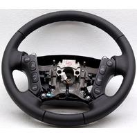 OEM Hyundai Santa Fe Steering Wheel 56100-0W508WK Black