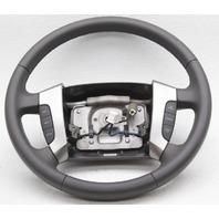 New Old Stock OEM Sorento Leather Steering Wheel 56100-3E730CQ Gray w/Cruise
