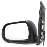 OEM Toyota Sienna Left Side View Mirror Without Cover  87906-08040
