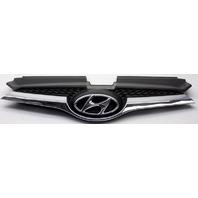 OEM Hyundai Veloster Grille Edge Cracked 863502V100