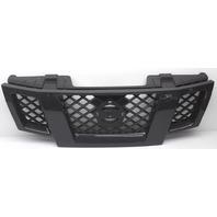 OEM Nissan Frontier Grille 62310-ZZ80B Dark Gray Surface Scratches