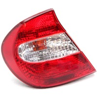 OEM Toyota Camry Left Driver Side Tail Lamp Lens Cracked 81560-AA050