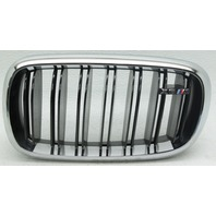 OEM BMW X6M Left Driver Side Grille 51-11-8-056-769 Scratches