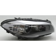 OEM 5-Series ActiveHybrid-5 M5 Right HID Headlamp 63-11-7-271-904 Lens Crack