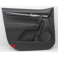 OEM Kia Sorento Front Left Trim Panel 82301-1U800AUS Black w/Wood Trim