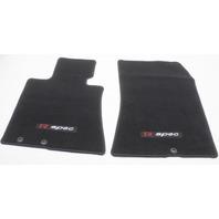 OEM Hyundai Genesis Carpet Floor Mat 4-Piece Set 3M014-ADU00BR Black