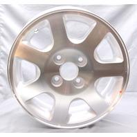 """OEM Kia Sephia Spectra 14"""" 4-Lug 7-Spoke Wheel K99656-45540"""