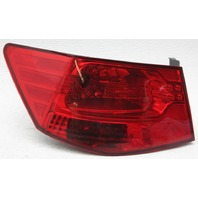 OEM Kia Forte Left Driver Side Halogen Tail Lamp 92401-1M010 Lens Crack