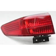 OEM Honda Accord Left Driver Side Halogen Tail Lamp 33551-SDA-A11 Trim Damage