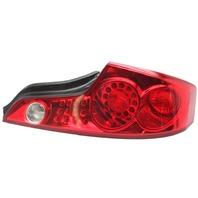 OEM G35 Coupe Right Passenger Side LED Tail Lamp 26550-AM825 Minor Lens Burn