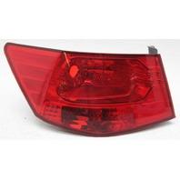 OEM Kia Forte Left Driver Side Halogen Tail Lamp 92401-1M010