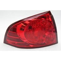 OEM Nissan Sentra Left Driver Side Halogen Tail Lamp 26555-6Z525