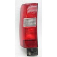 OEM Volvo V70 850 Wagon Left Driver Side Halogen Tail Lamp 35124296 Lens Crack