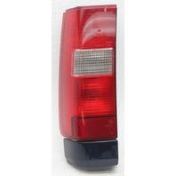 OEM Volvo V70 850 Wagon Left Driver Side Halogen Tail Lamp 35124296