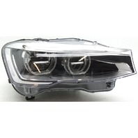 Non-US Market BMW X3 Right Side LED Headlamp Lens Chip