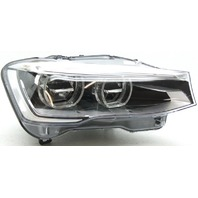 Non-US Market BMW X3 Right Side LED Headlamp Lens Chips