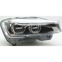 Non-US Markrt BMW X3 Right Side LED Headlamp Lens Chip