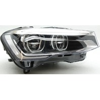 Non-US Market BMW X3 Right Side LED Headlamp Tab Missing