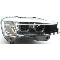 Non-US Market BMW X3 Right Side Headlamp Lens Chips