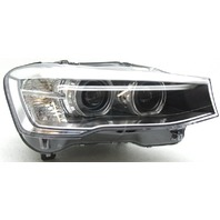 Non-US Market BMW X3 Right Side Headlamp Tab Kit Added