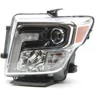 OEM Nissan Titan Left Driver Side LED Headlamp Tab Missing 26060-EZ22B