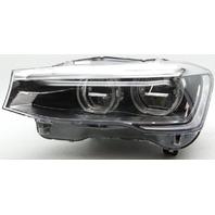 OEM BMW X3, X4 Left Driver Side LED Headlamp Tab Kit 63-11-7-401-147