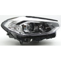 Non-US Market BMW X3 Right Side LED Headlamp Tab Chip
