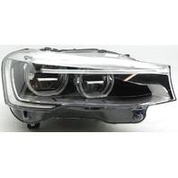 Non-US Market BMW X3 Right Side LED Headlamp