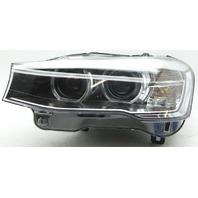 OEM BMW X3 Left Driver Side HID Headlamp 63-11-7-401-141