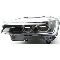 Non-US Market BMW X3, X4 Left Side LED Headlamp 63-11-7-401-147