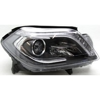 Non-US Market Mercedes-Benz GL350 Right Side HID Headlamp Lens Chip