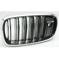 OEM BMW X6 Left Driver Side Grille Missing Scratches 51137373688