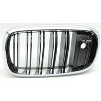 OEM BMW X6 Left Driver Side Grille Missing X Emblem 51137373688
